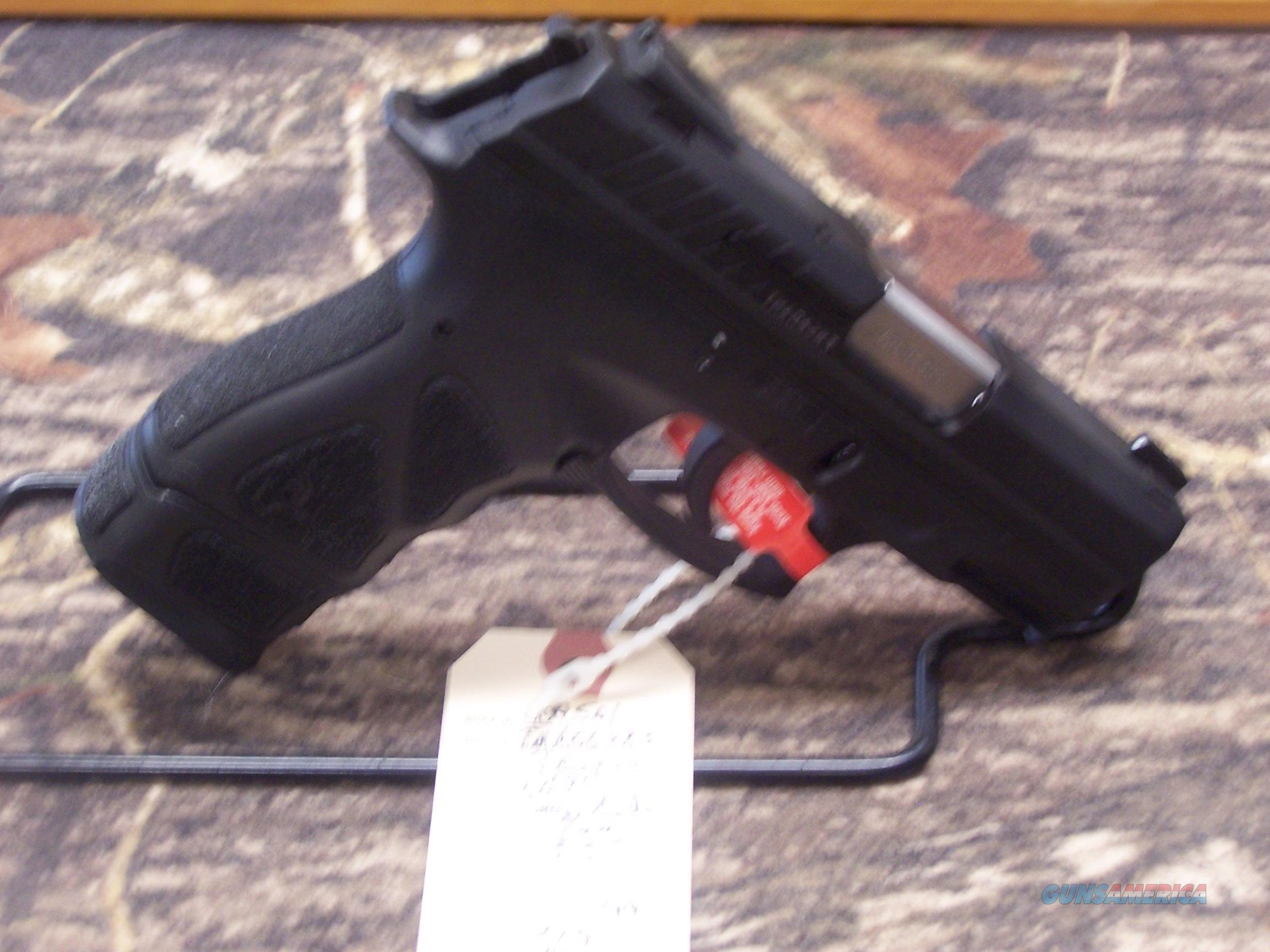 "Taurus TH9C 9mm 3.54"" Hammer Fired Pistol, Black. NIB !!!  Guns > Pistols > Taurus Pistols > Semi Auto Pistols > Polymer Frame"