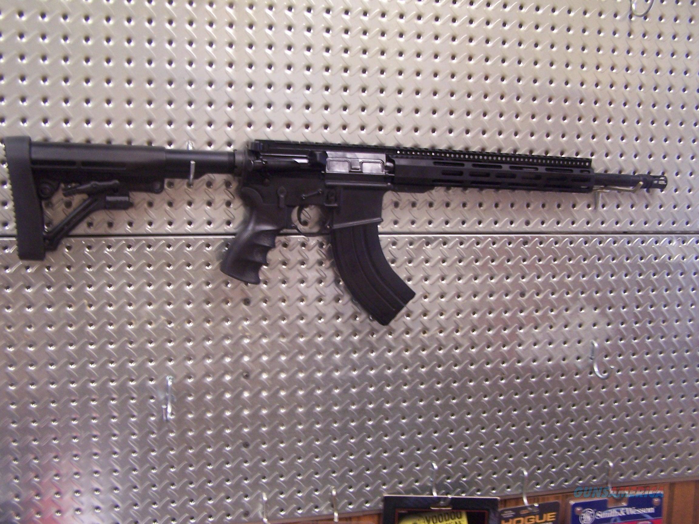 """Custom Built AR-15. 7.62X39 HBAR 16"""". New. Never been fired !!!  Guns > Rifles > AR-15 Rifles - Small Manufacturers > Complete Rifle"""