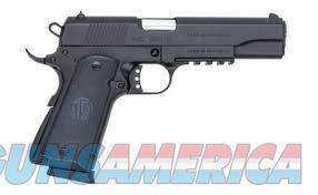 GIRSAN MC1911S GOVERNMENT .45ACP ADJ. SGT BLACK. NIB !!!  Guns > Pistols > 1911 Pistol Copies (non-Colt)