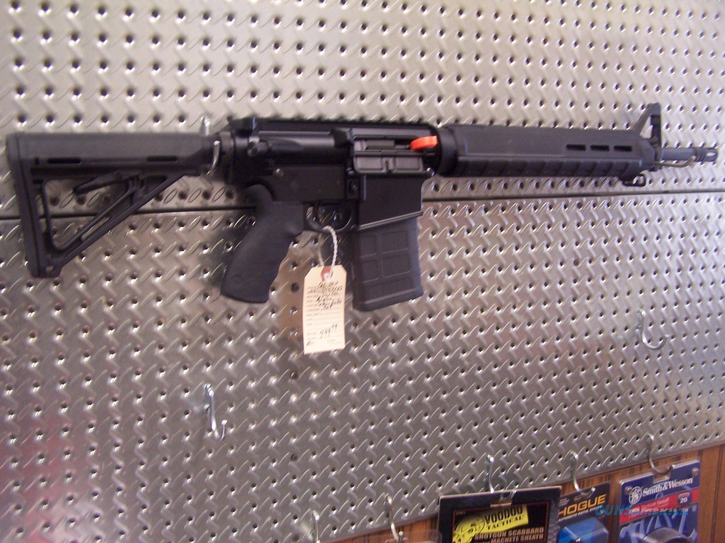 "DELTON ALPHA CARBINE .308 WIN. 18"" BBL. 20RD M-LOK BLACK. NIB !!!  Guns > Rifles > Delton > Delton Rifles"