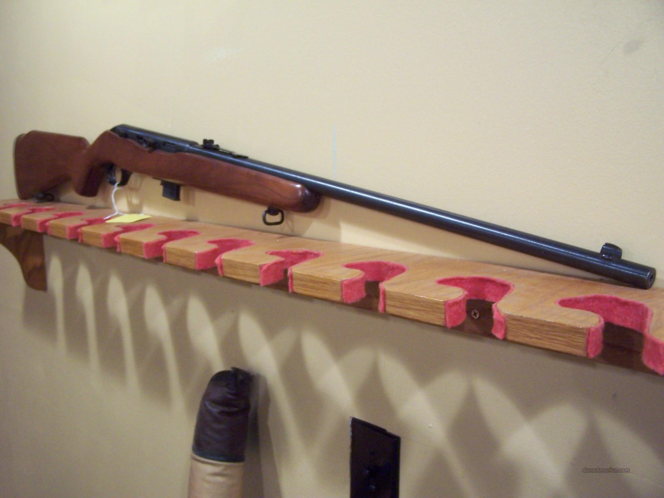 MOSSBERG MODEL 350KB 22LR SEMI-AUTO  Guns > Rifles > MN Misc Rifles