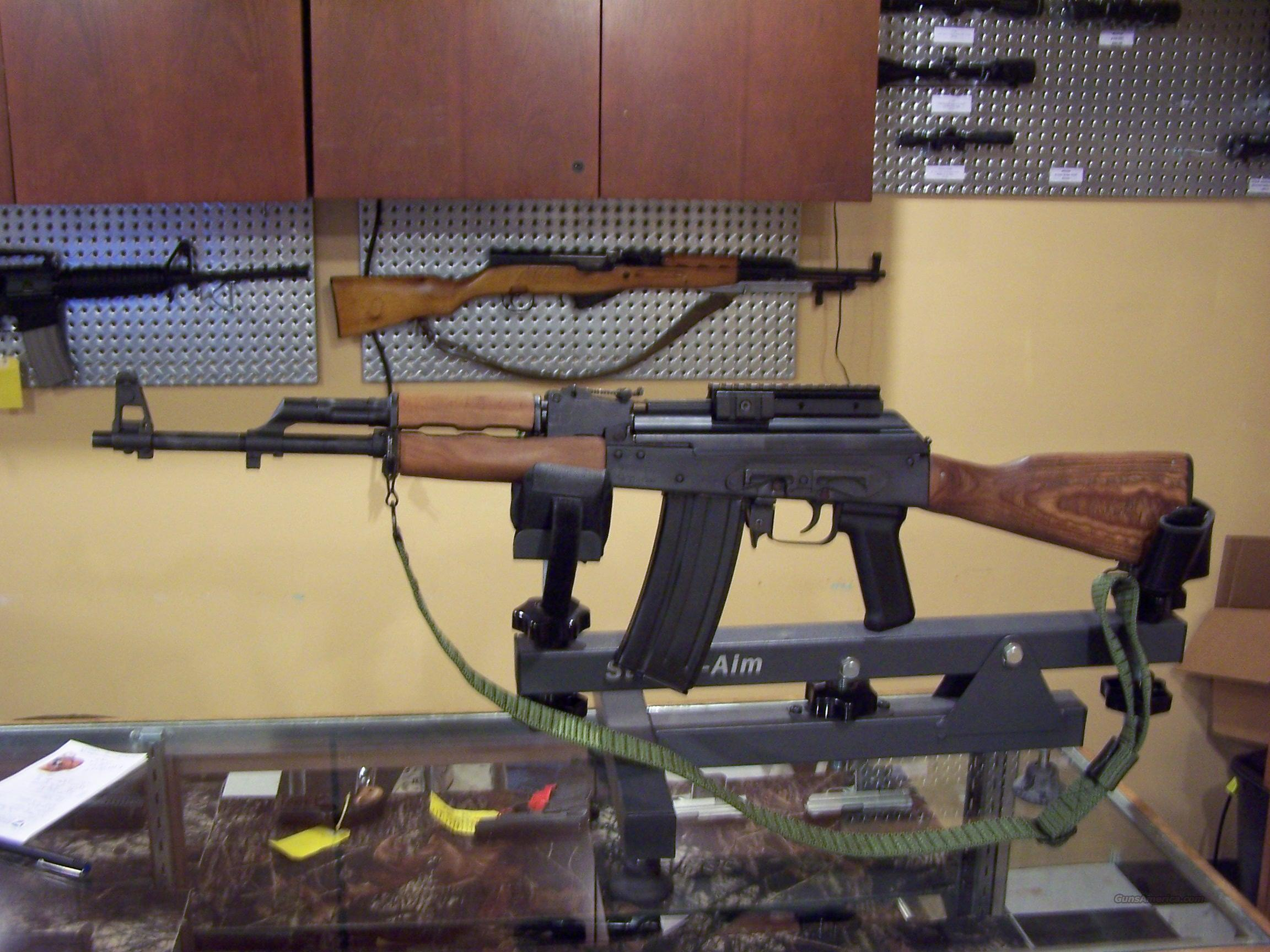 ROMANIAN WASR 3 AK47 IN 5.56X45 (.223)!  BLACK FRIDAY SPECIAL!  Guns > Rifles > AK-47 Rifles (and copies) > Full Stock