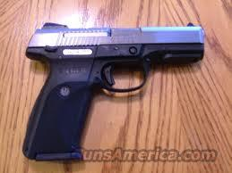 VERY NICE USED RUGER SR40. EXCELLENT CONDITION!!!  Guns > Pistols > Ruger Semi-Auto Pistols > SR9 & SR40
