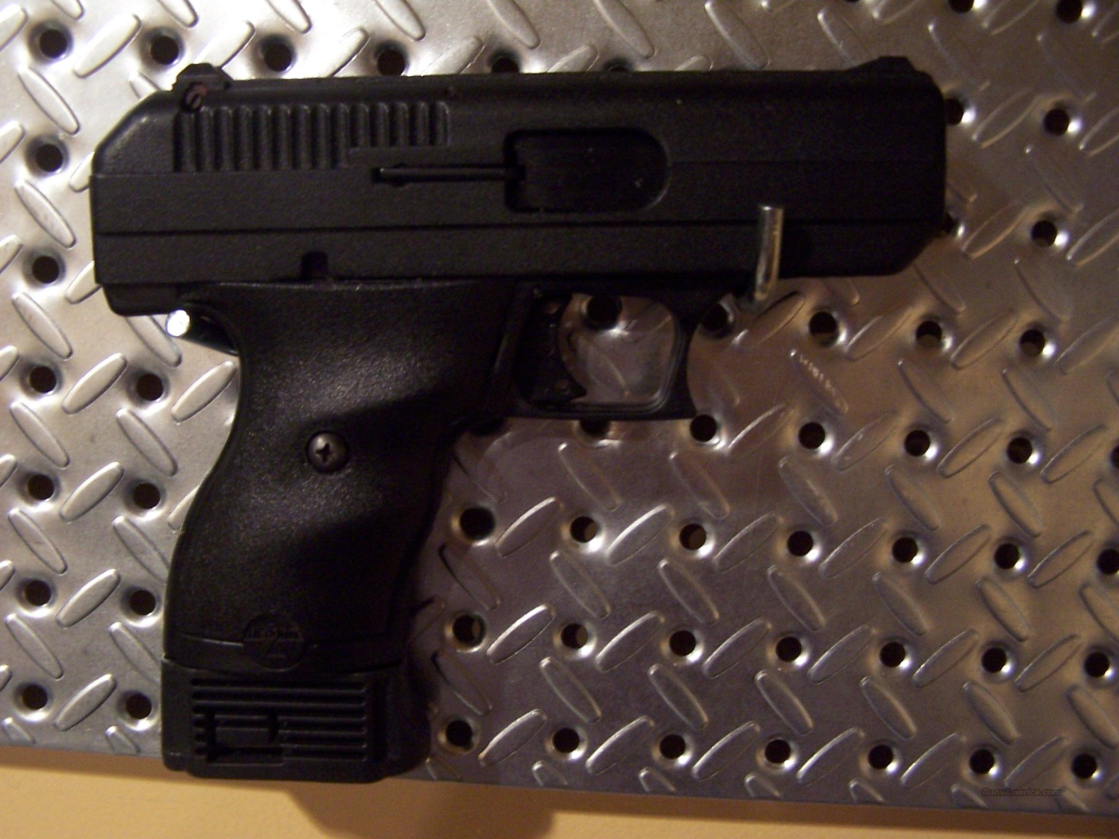 VERY NICE USED HI POINT C9 SEMI AUTO PISTOL. 9MM. EXTRAS INCLUDED  Guns > Pistols > Hi Point Pistols