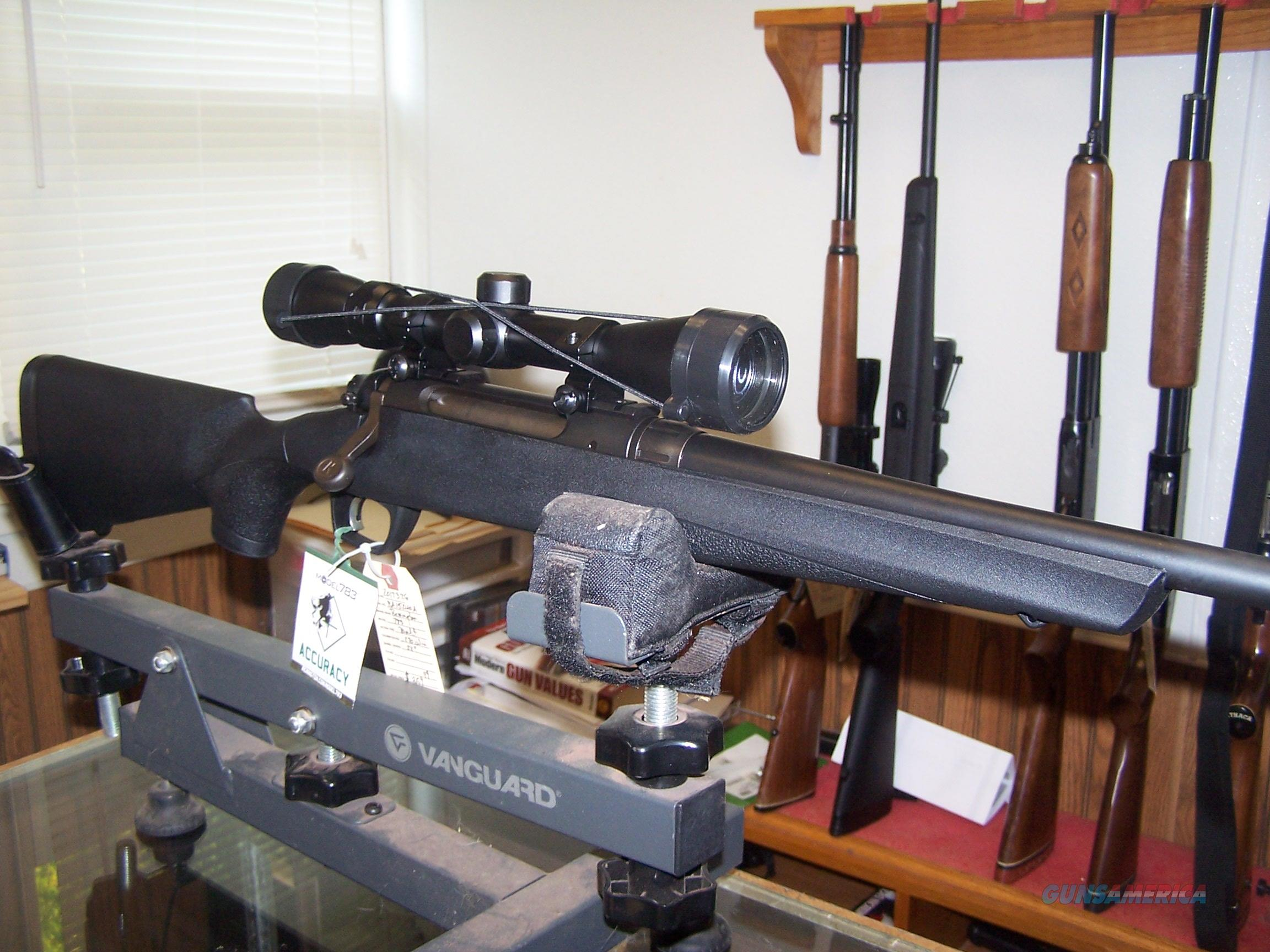 Remington® Model 783™ Bolt-Action Rifle and 3-9x40 Scope Combo. .243 WIN. NIB. PRICE REDUCED!!!  Guns > Rifles > Remington Rifles - Modern > Other