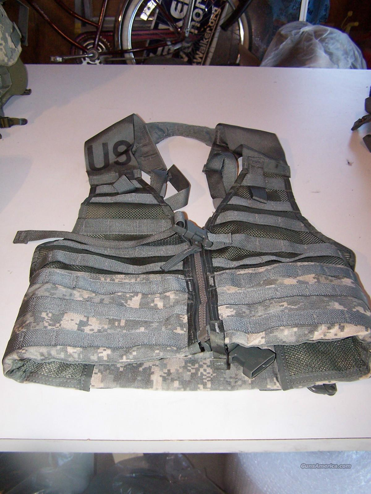 MILSURP MOLLE II COMBAT VESTS ! NEW, NEVER ISSUED !  Non-Guns > Military > Clothing/Camo