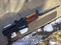 "Russian Tula AKS-74U ""Krinkov"" 5.45x39 trade AK74  Guns > Rifles > AK-47 Rifles (and copies) > Folding Stock"