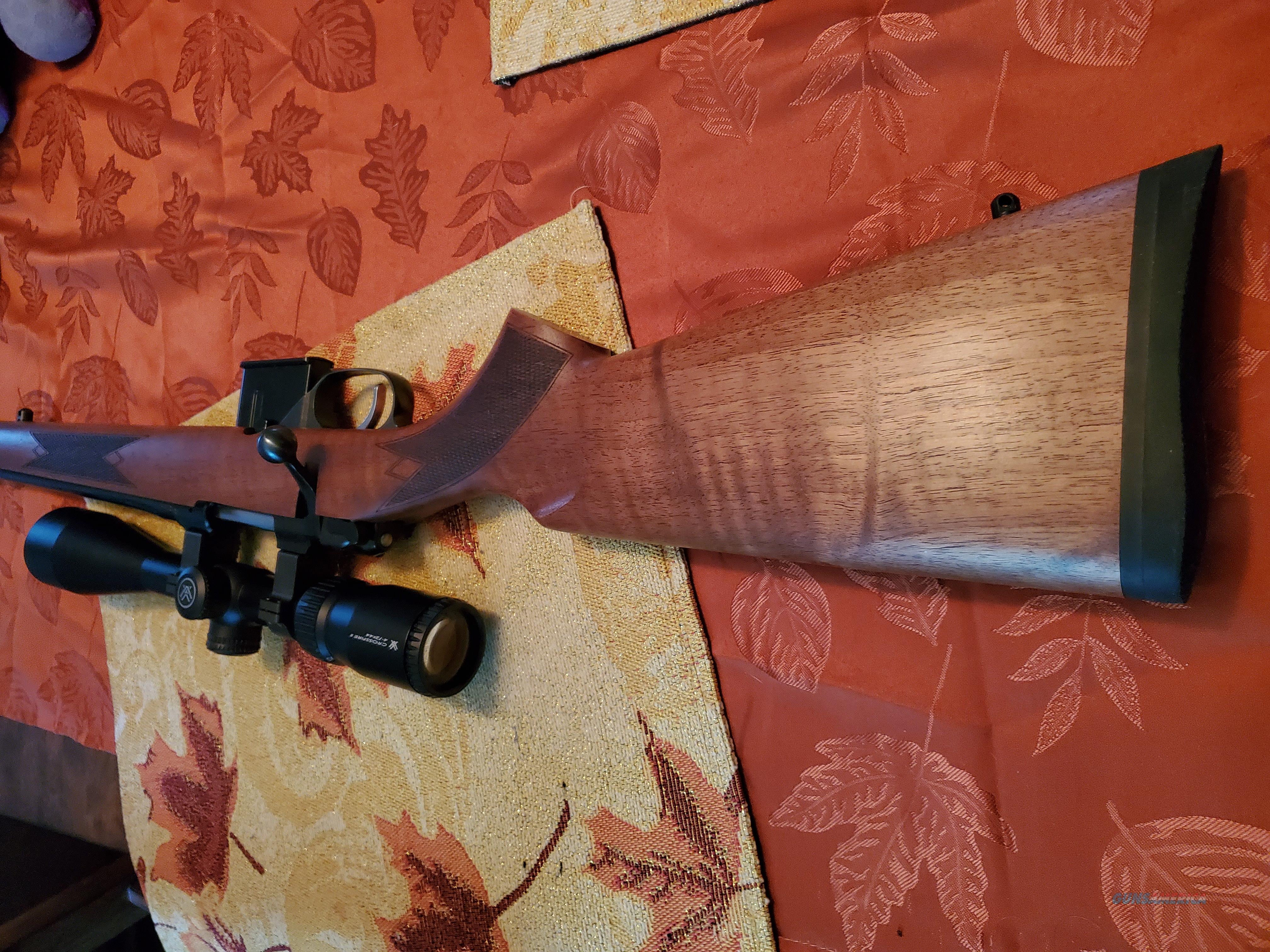 6.5 Grendel, CZ 527  Guns > Rifles > CZ Rifles