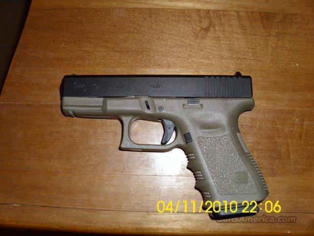 Glock Model 19 - 9MM  Guns > Pistols > Glock Pistols > 19