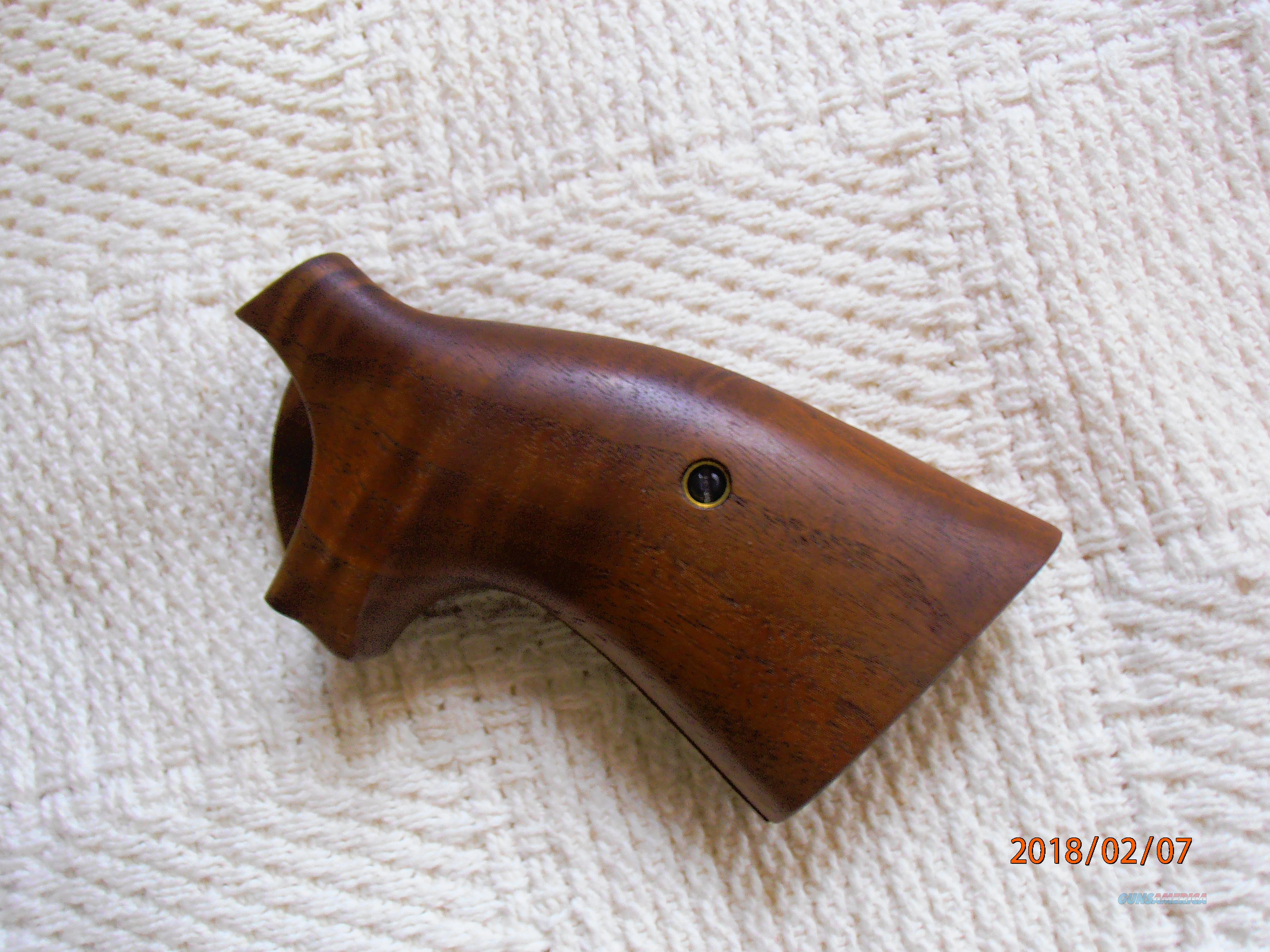 Jordan Trooper Grips for K-Frame  Non-Guns > Gunstocks, Grips & Wood
