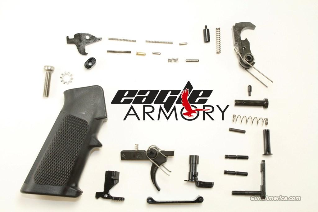 Stag Arms AR-15 Lower Parts Kit With Left Handed Safety Selector  Non-Guns > Gun Parts > M16-AR15