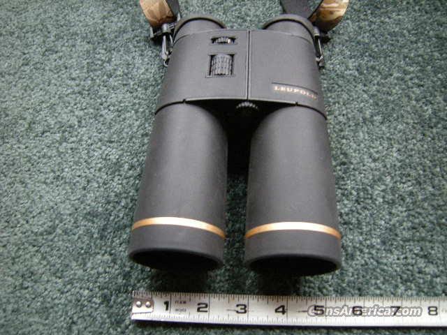 leupold 12 x 50 gold ring binoculars for sale