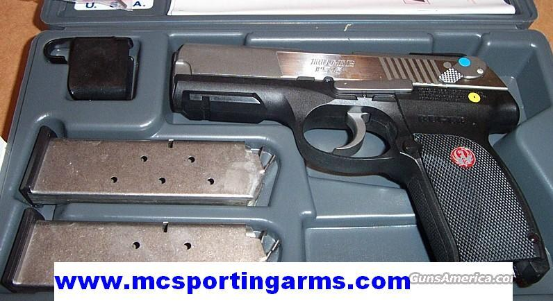 P345PR Stainless 45acp ((NEW))  Guns > Pistols > Ruger Semi-Auto Pistols