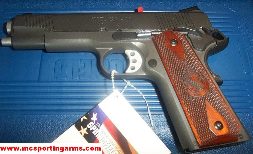 PX9109LP Loaded 45 w/night sights NEW  Guns > Pistols > Springfield Armory Pistols > 1911 Type