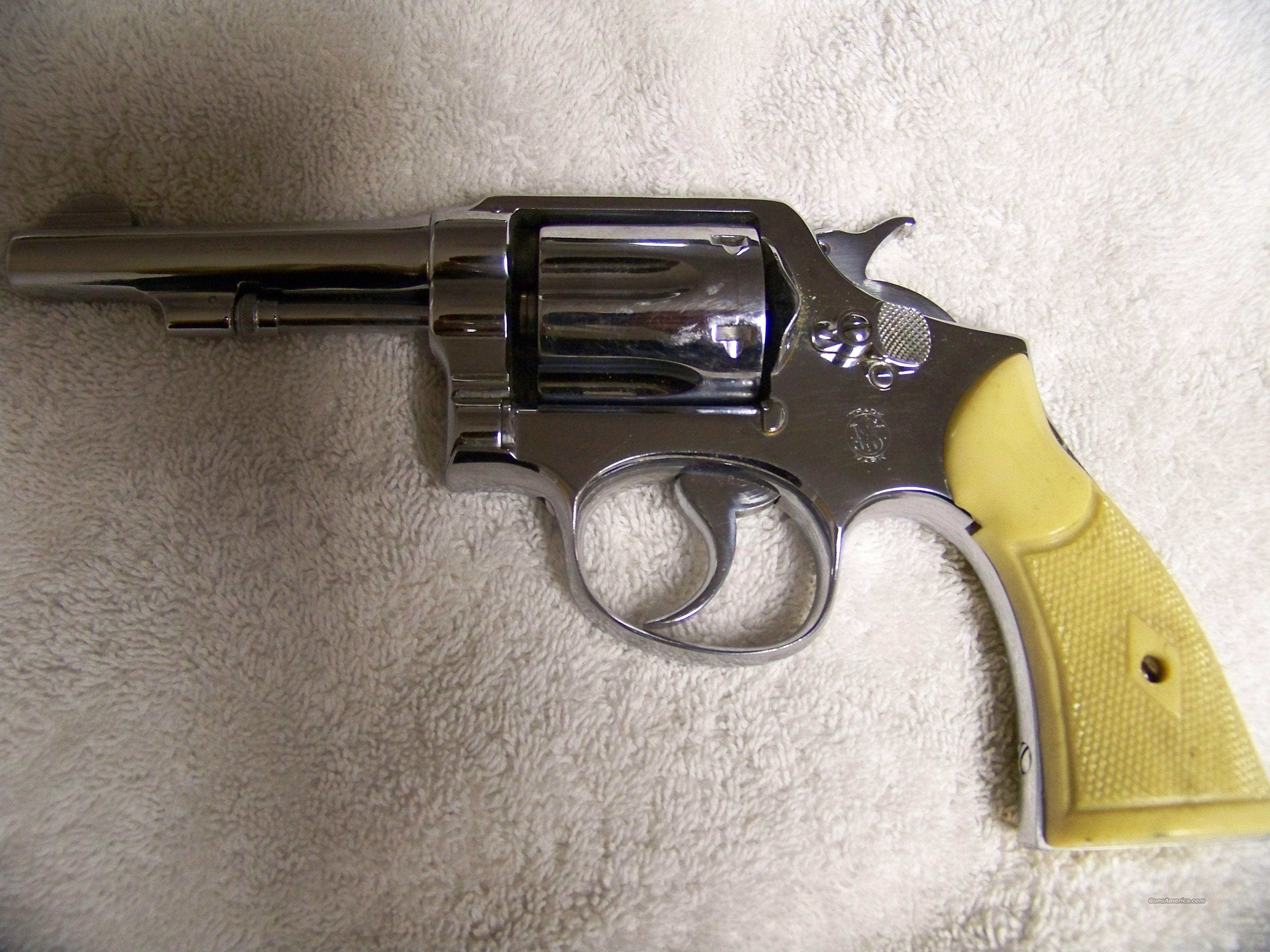 SMITH AND WESSON 1905  Guns > Pistols > Smith & Wesson Revolvers > Pre-1945