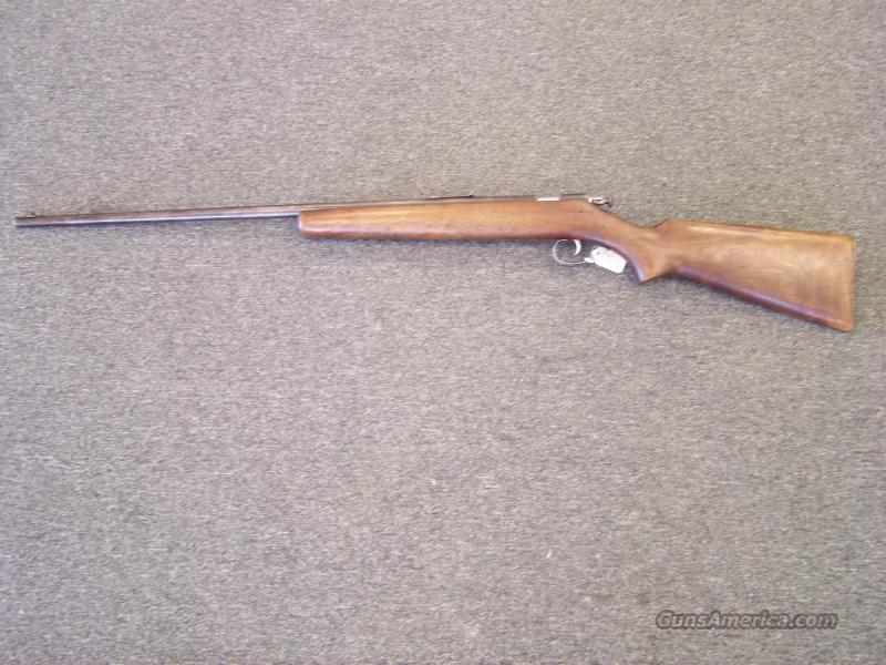 Winchester Model 67  Guns > Rifles > Winchester Rifles - Modern Bolt/Auto/Single > .22 Boys Rifles