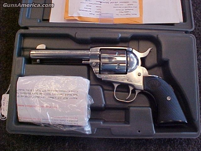 Ruger Vaquero 357 Stainless  Guns > Pistols > Ruger Single Action Revolvers