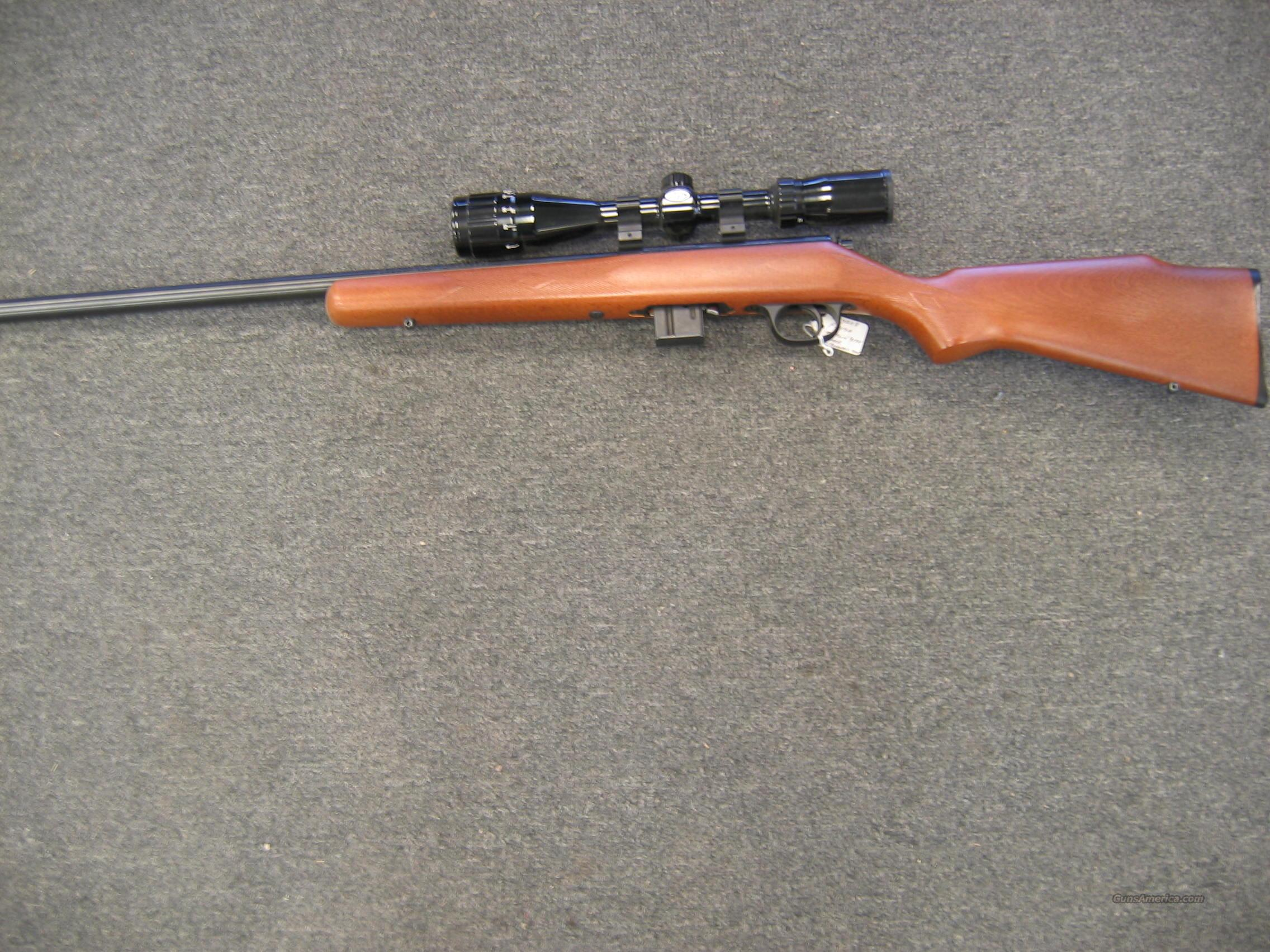 Marlin 917V .17HMR  Guns > Rifles > Marlin Rifles > Modern > Bolt/Pump