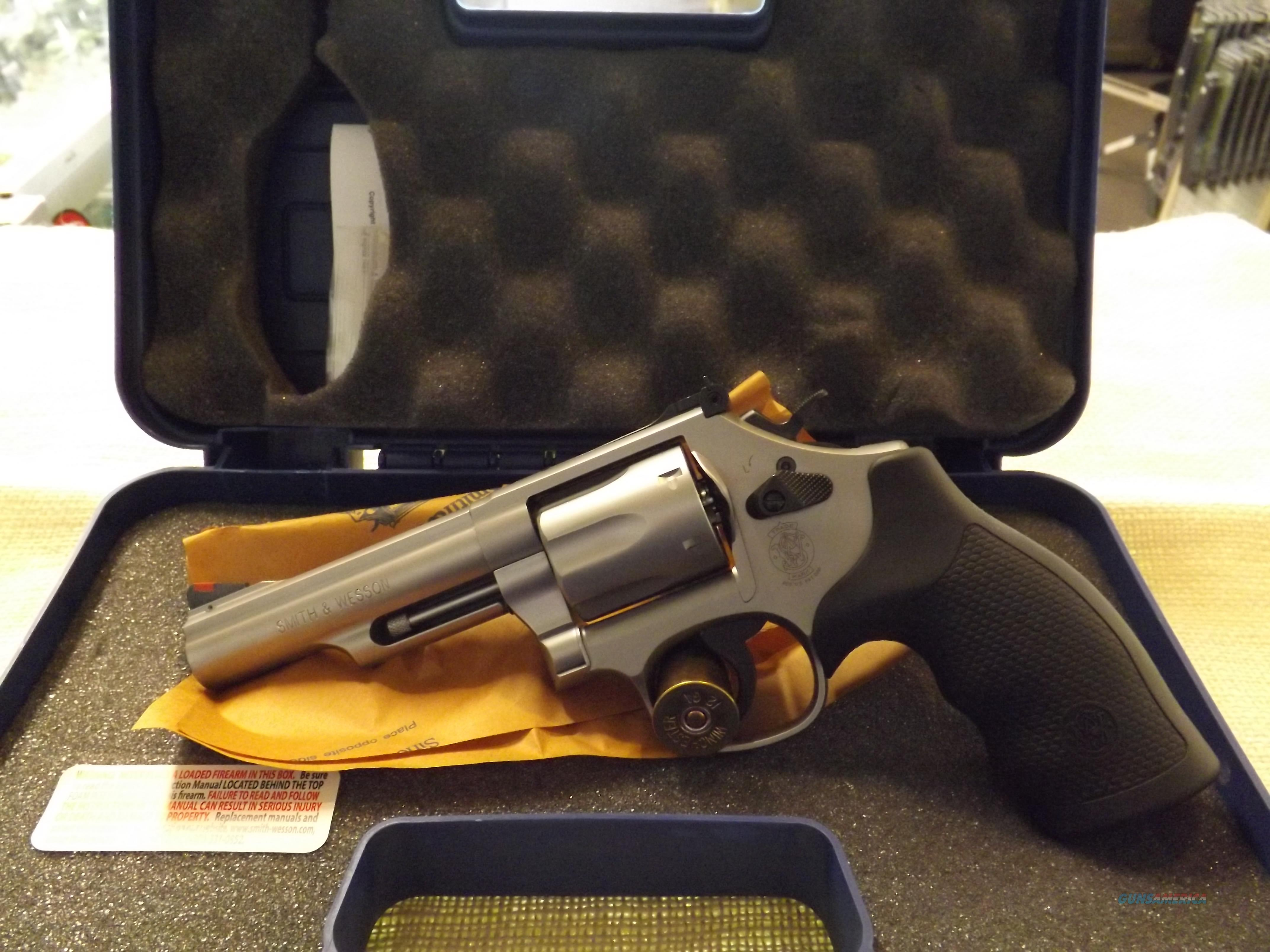 Smith and Wesson Model 66  Guns > Pistols > Smith & Wesson Revolvers > Full Frame Revolver