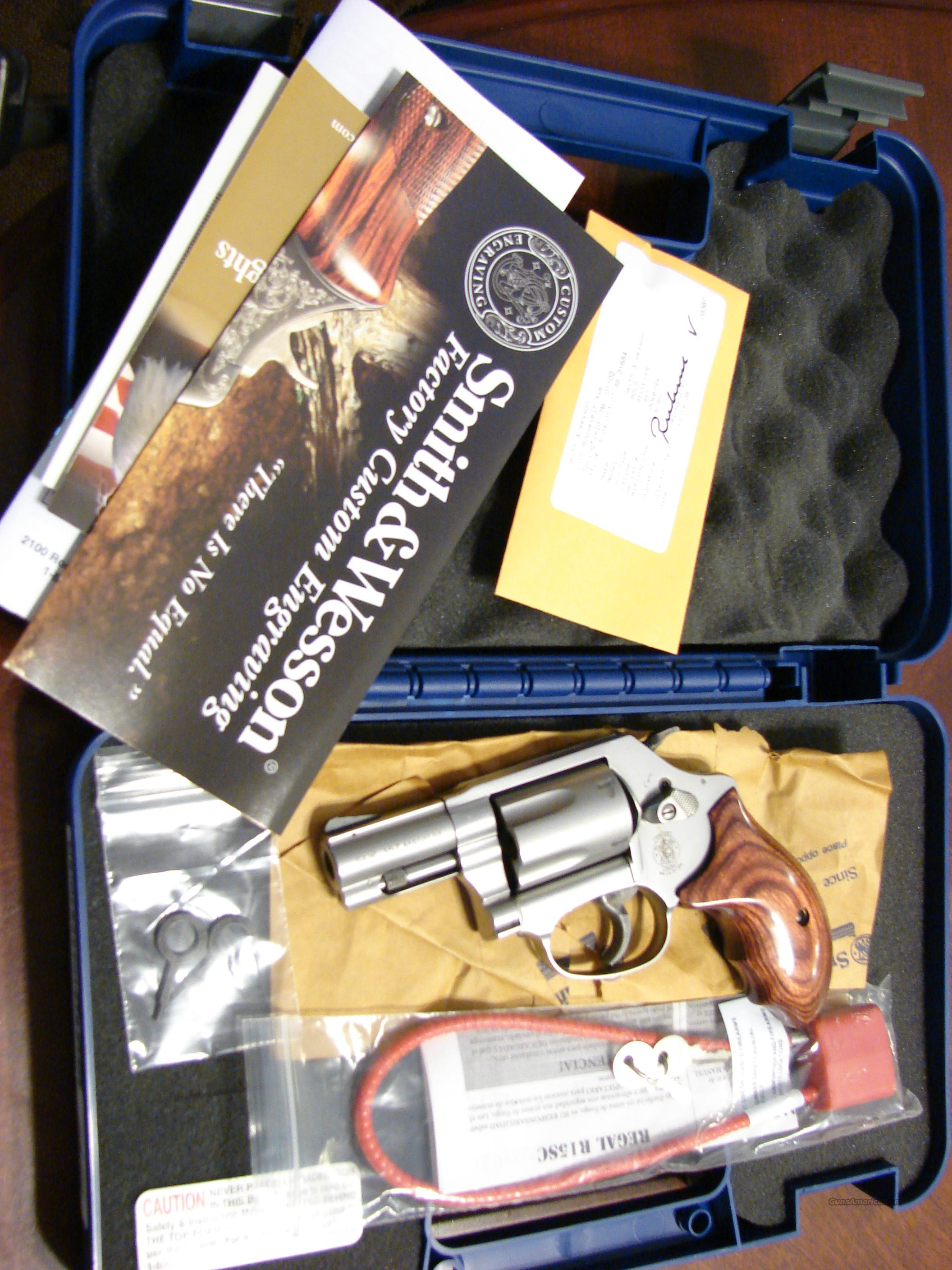 Smith & Wesson Model 60LS Lady Smith   Guns > Pistols > Smith & Wesson Revolvers > Pocket Pistols