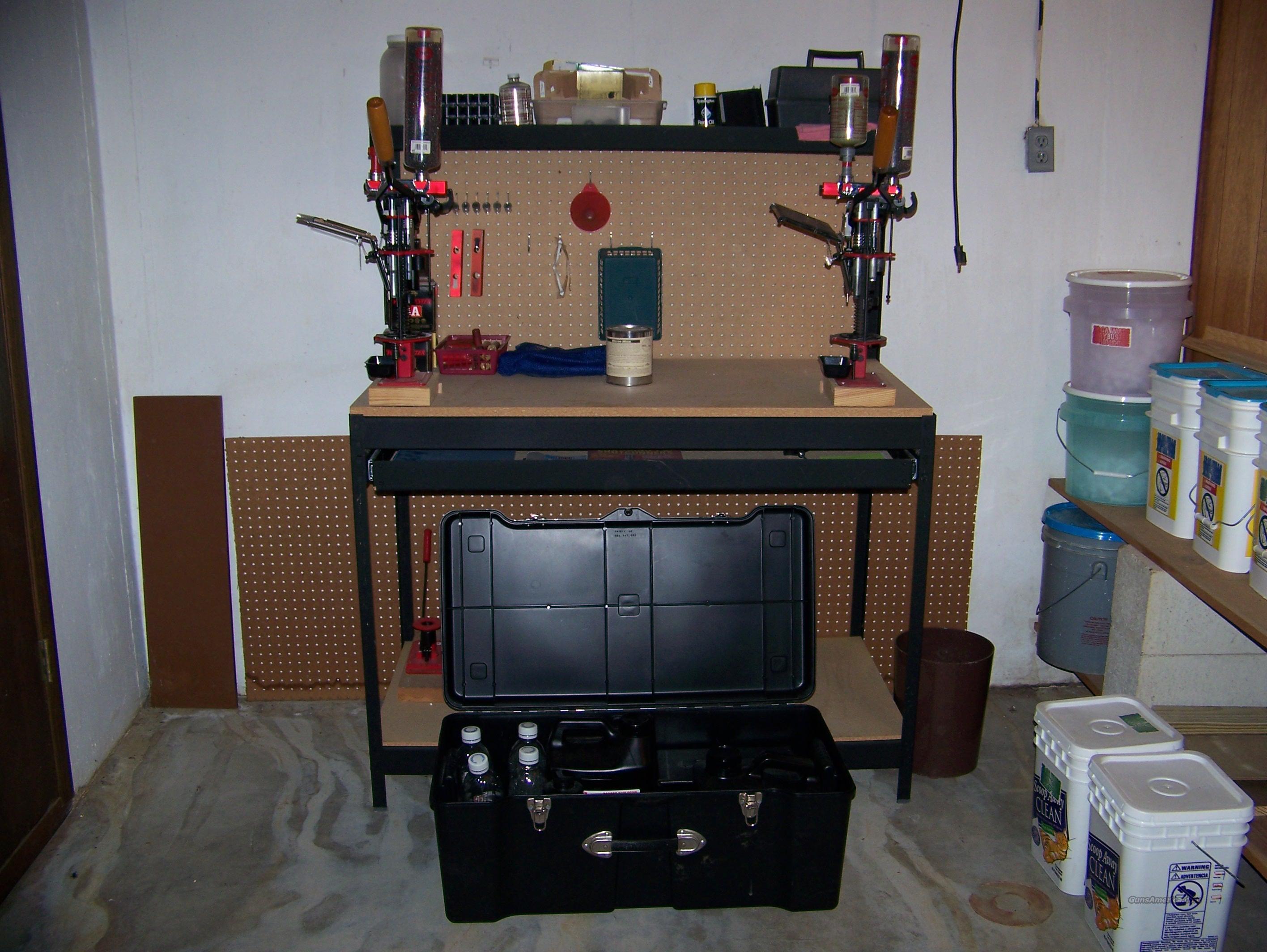 Complete 12 & 20 GA Reloading Set  Non-Guns > Reloading > Equipment > Shotshell > Presses