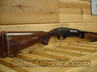 Remington 870 Wingmaster, 20 ga  Guns > Shotguns > Remington Shotguns  > Pump > Hunting