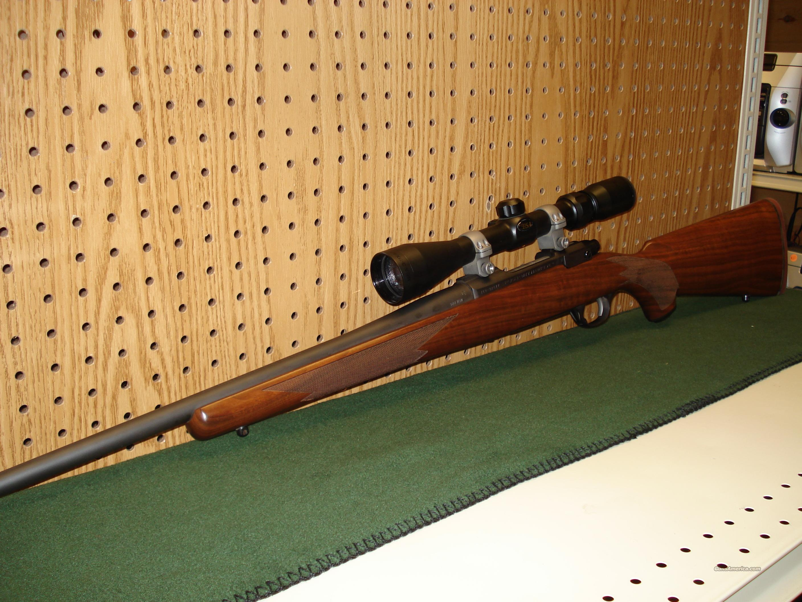 Ruger M77, Hawkeye .308 win  Guns > Rifles > Ruger Rifles > Model 77