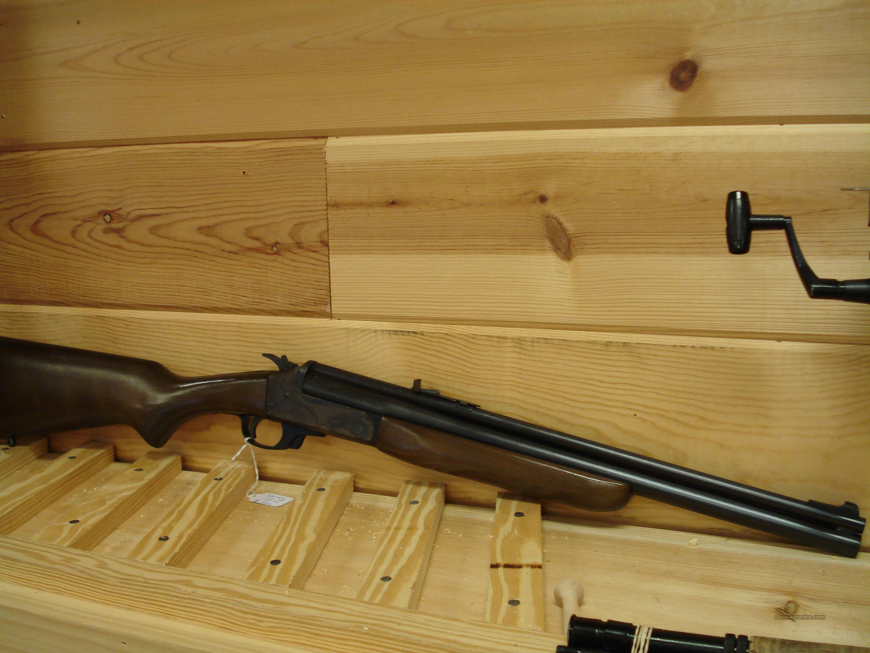 Savage 24C, 22lr/20ga, Campers Companion  Guns > Rifles > Savage Rifles > Other