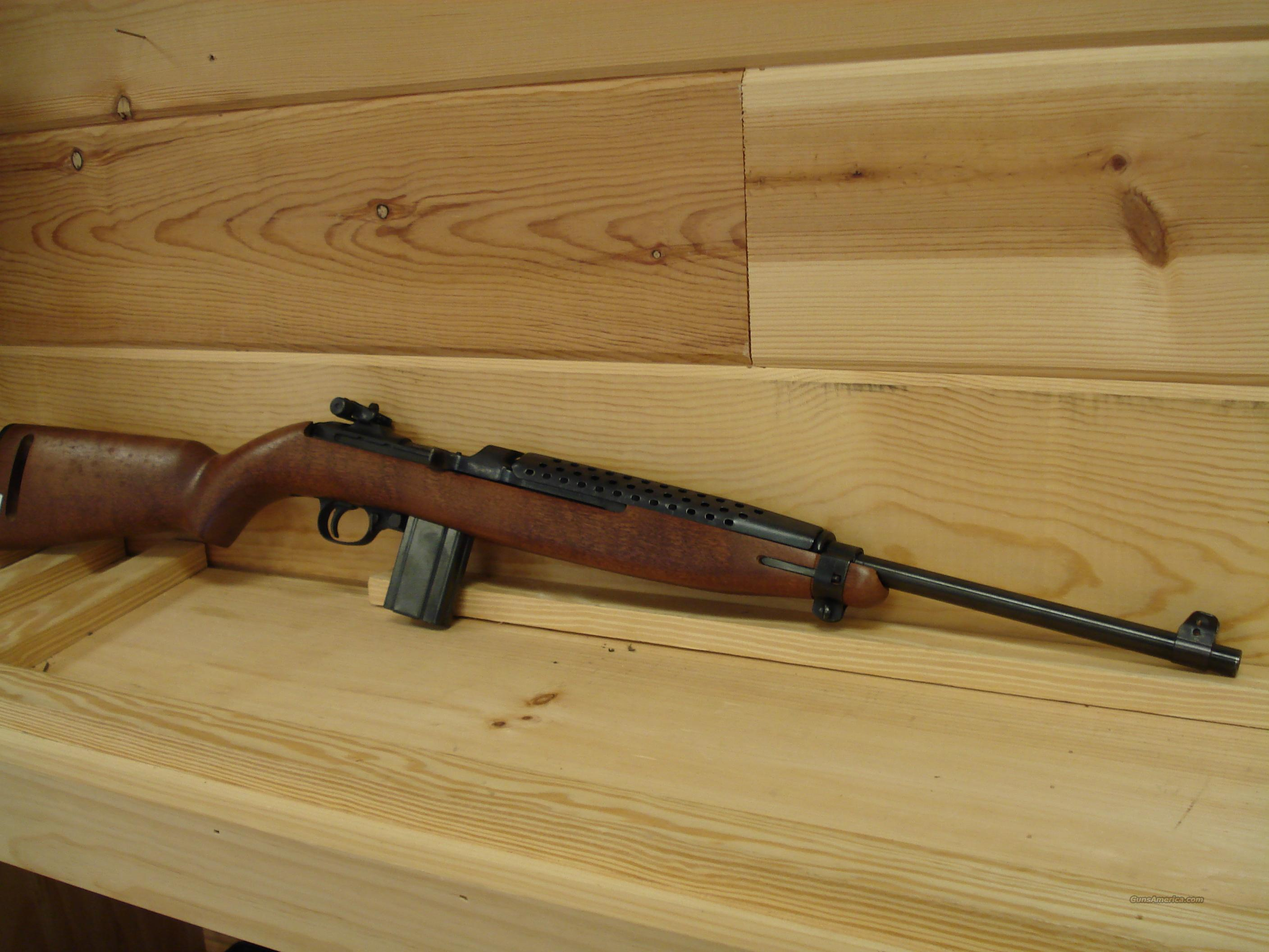 Iver Johnson 30 cal M1 Carbine  Guns > Rifles > Iver Johnson Rifles