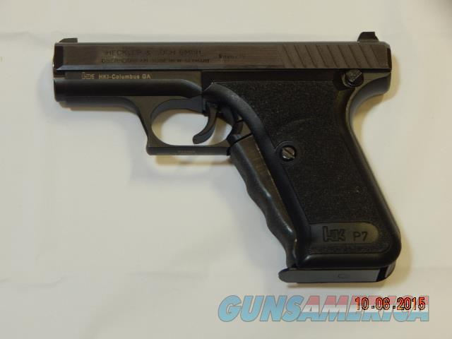 HK P7 PSP, Excellent Condition, everything included.  Guns > Pistols > Heckler & Koch Pistols > SteelFrame