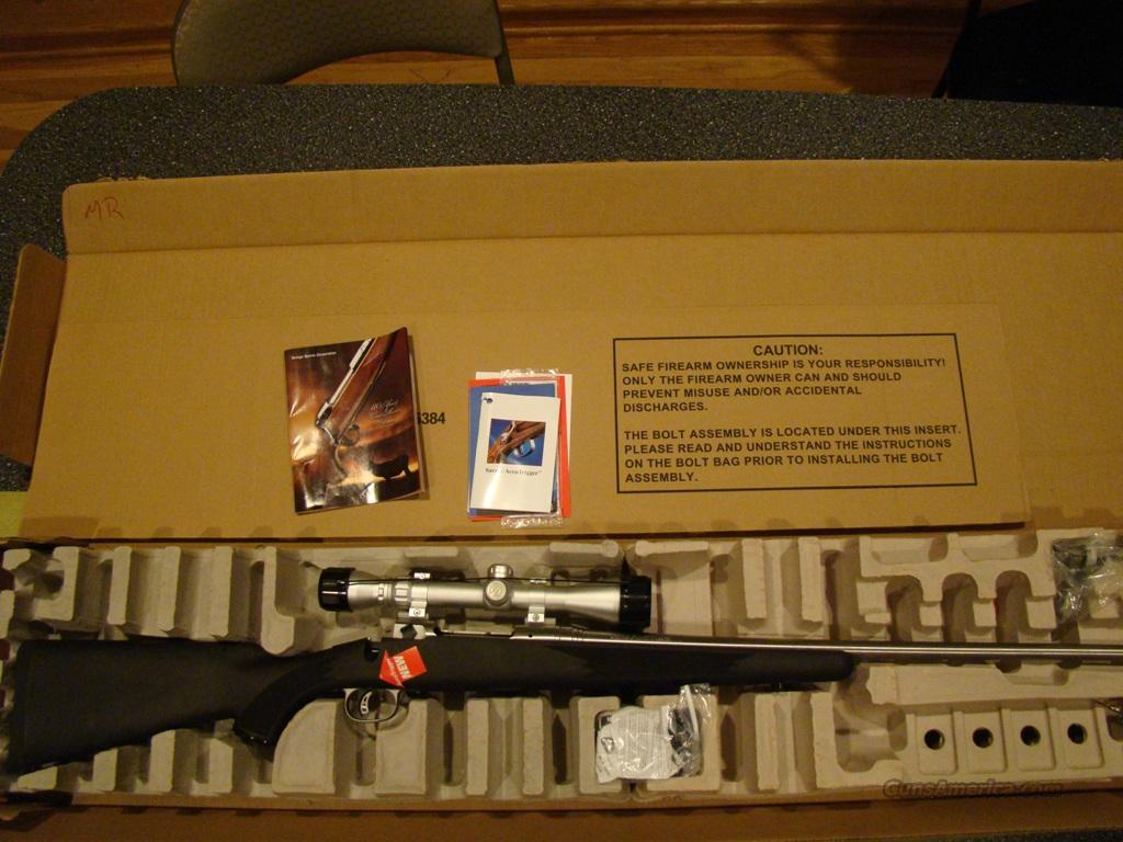 Savage 116FXP3 Weather Warrior .300 WSM   Guns > Rifles > Savage Rifles > Accutrigger Models > Sporting