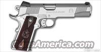 Springfield Armory 1911 Loaded Stainless NIB  Guns > Pistols > Springfield Armory Pistols > 1911 Type