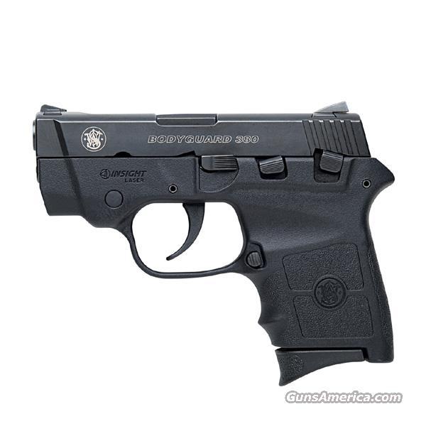 S&W Bodyguard 380 ACP with Laser NIB  Guns > Pistols > Smith & Wesson Pistols - Autos > Polymer Frame