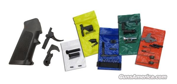CMMG AR-15 Lower Parts Kit  Non-Guns > Gun Parts > M16-AR15