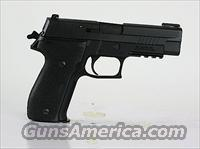 Sig Sauer P 226 R BTFO 9mm Fiber Optic & Night Sights 4 Mags  Guns > Pistols > Sig - Sauer/Sigarms Pistols > P226