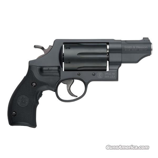 S&W Governor 410/45LC/45ACP with Crimson Trace laser grip  Guns > Pistols > Smith & Wesson Revolvers > Performance Center