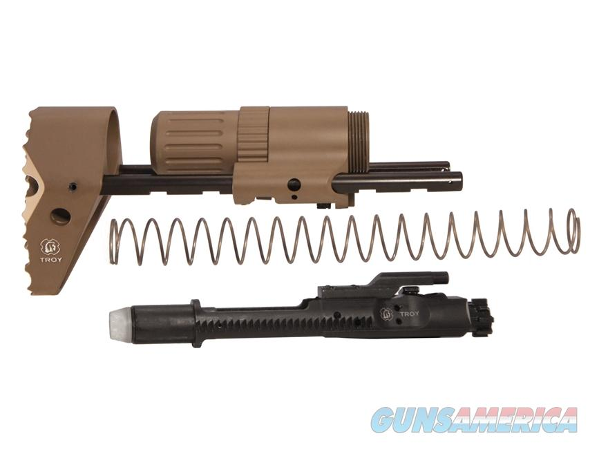 Troy M7A1 PDW Stock FDE  Non-Guns > Gunstocks, Grips & Wood