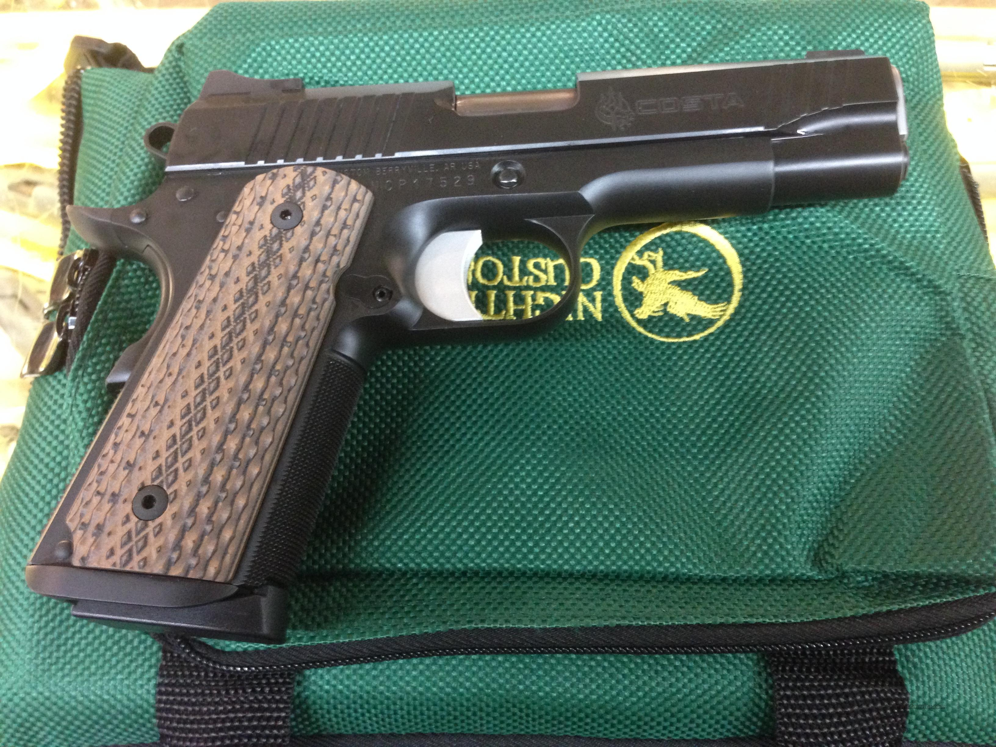 Nighthawk Custom Costa Compact Chris Costa Signature 1911 .45 ACP  Guns > Pistols > Nighthawk Pistols