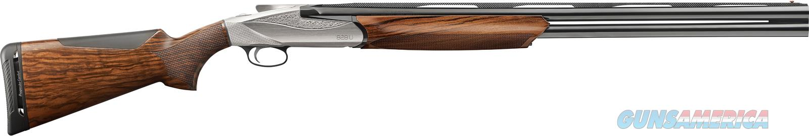"Benelli 828U FIELD 12GA 28"" NICKEL       Guns > Shotguns > Benelli Shotguns > Sporting"