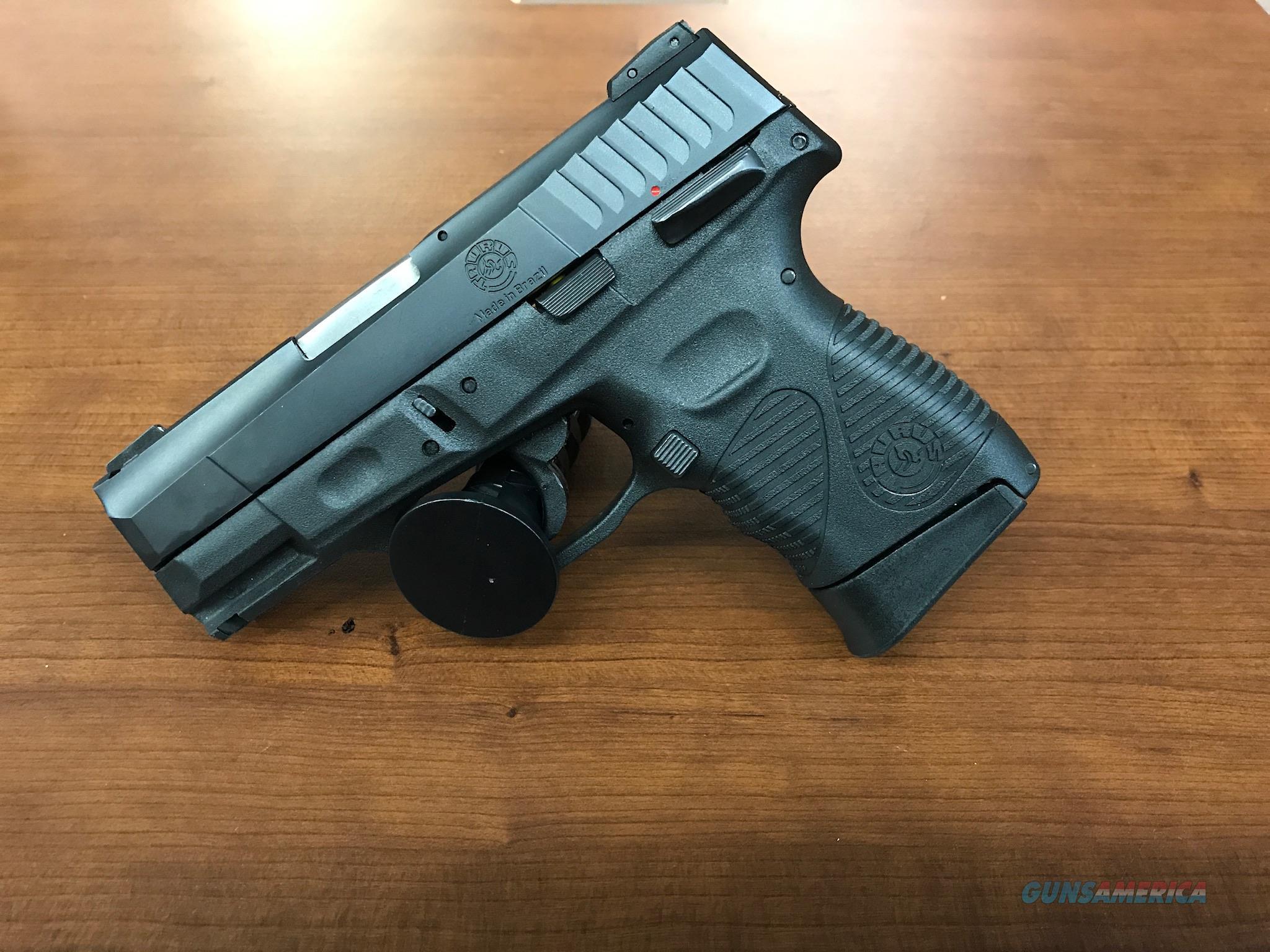 Taurus 24/7 G2C 9mm Used  Guns > Pistols > Taurus Pistols > Semi Auto Pistols > Polymer Frame