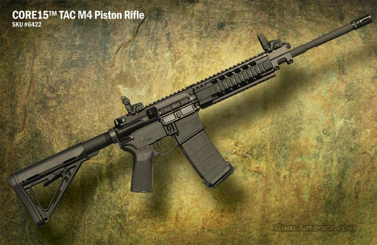 Core-15 Tac M-4 Piston 5.56  Guns > Rifles > AR-15 Rifles - Small Manufacturers > Complete Rifle
