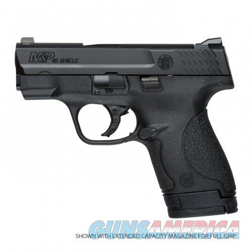 S&W M&P Shield 40 S&W No Thumb Safety  Guns > Pistols > Smith & Wesson Pistols - Autos > Shield