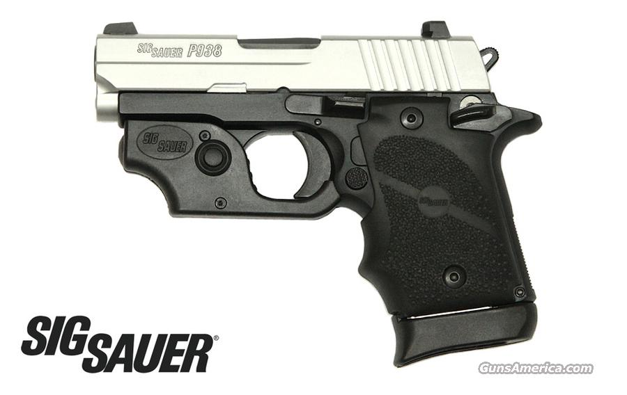 Sig Sauer P938 Exclusive Package 9mm  Guns > Pistols > Sig - Sauer/Sigarms Pistols > Other
