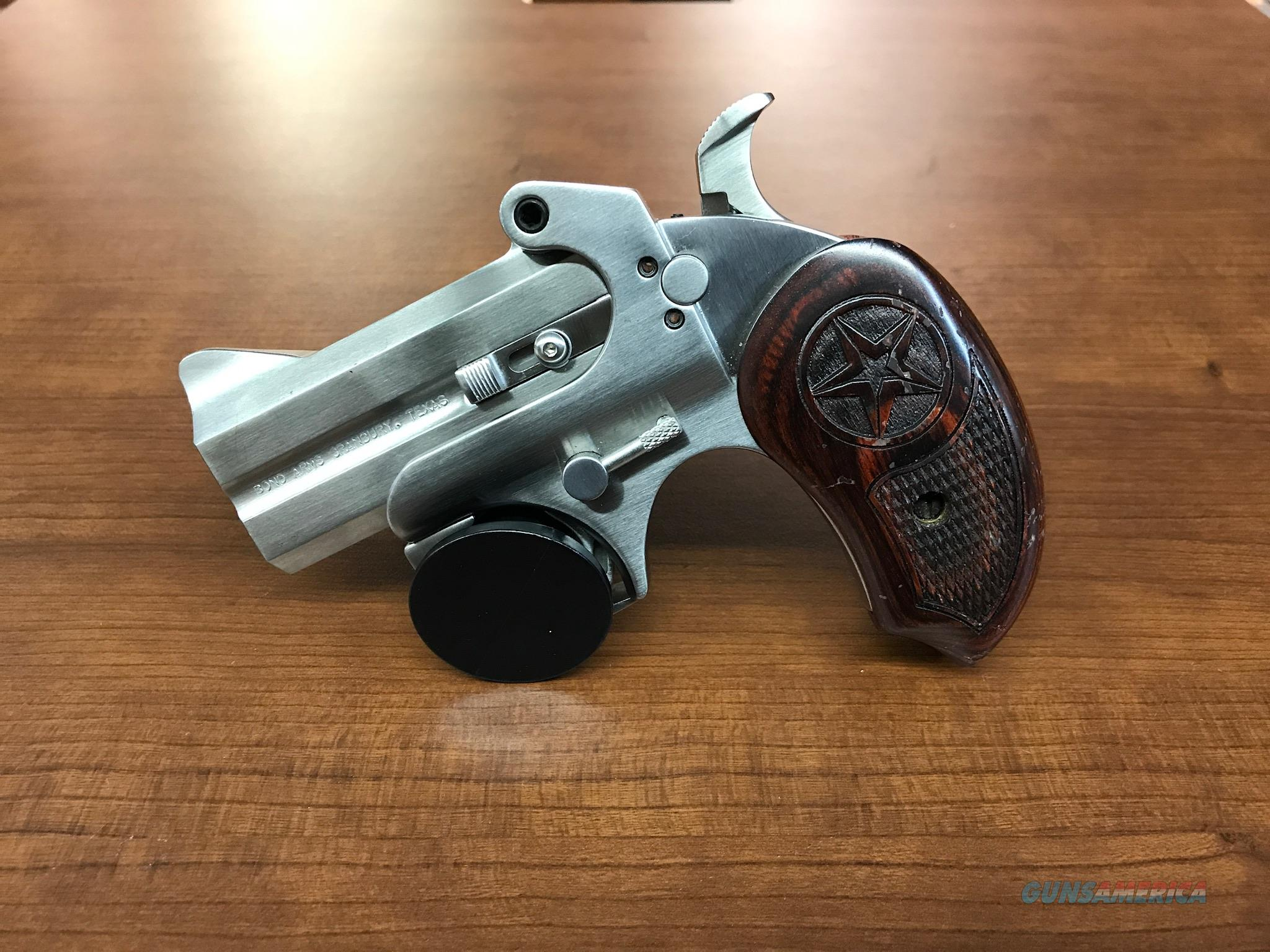 Bond Arms Texas Defender 45 Colt/.410 Used  Guns > Pistols > Bond Derringers