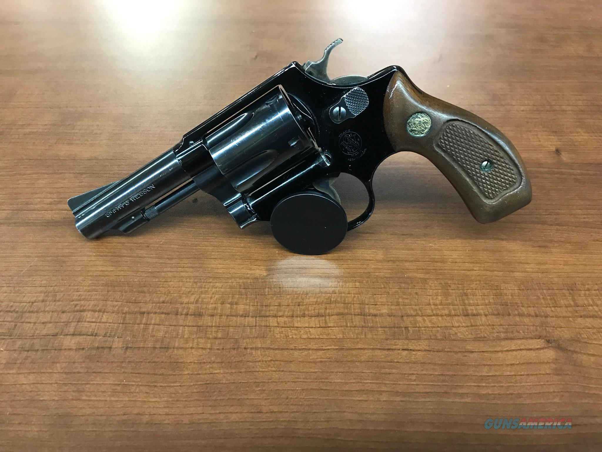 "S&W Model 37 Airweight 38 Special 3"" Blued Used  Guns > Pistols > Smith & Wesson Revolvers > Small Frame ( J )"