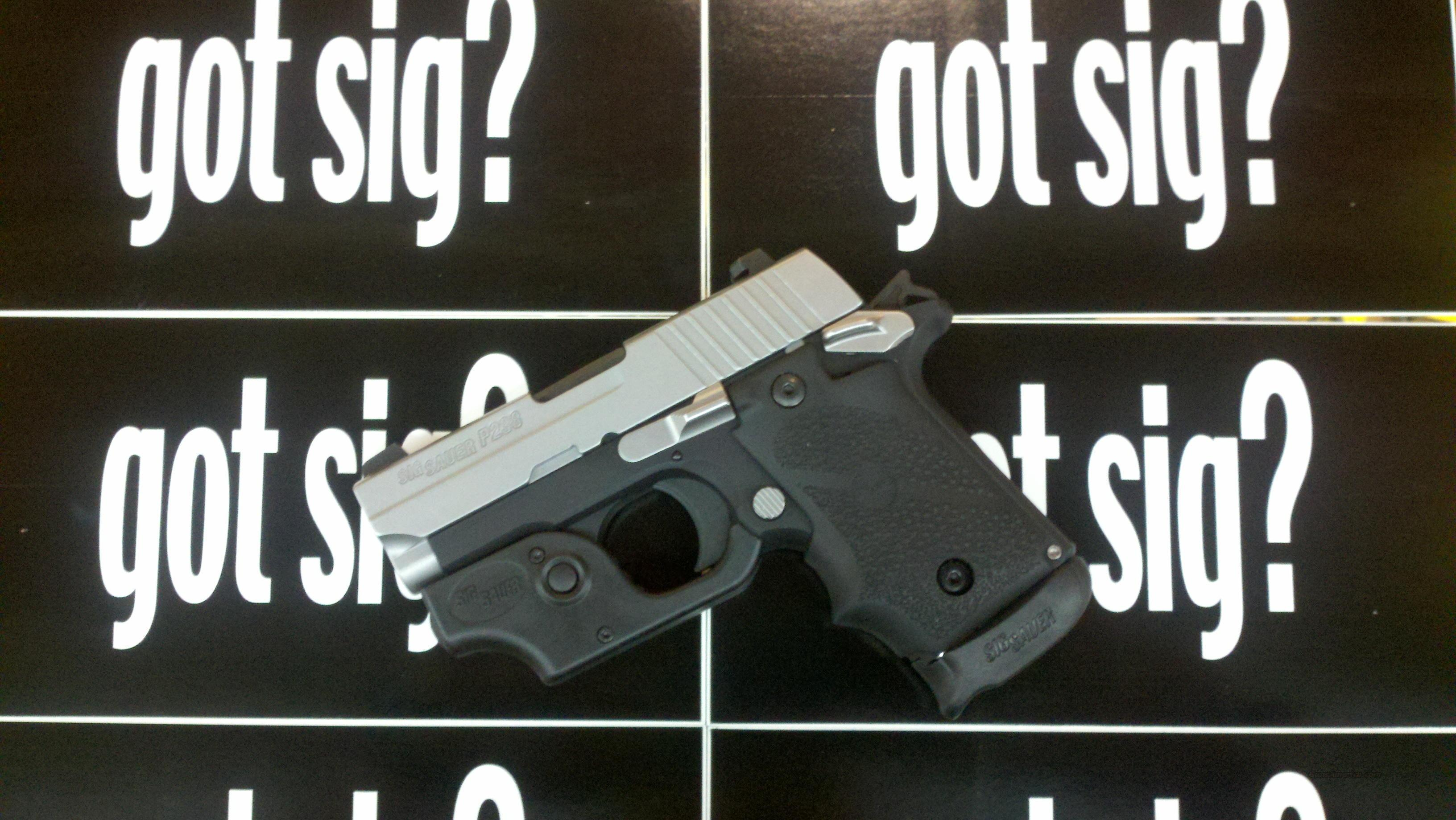 Sig Sauer P238 Exclusive Package  Guns > Pistols > Sig - Sauer/Sigarms Pistols > P238
