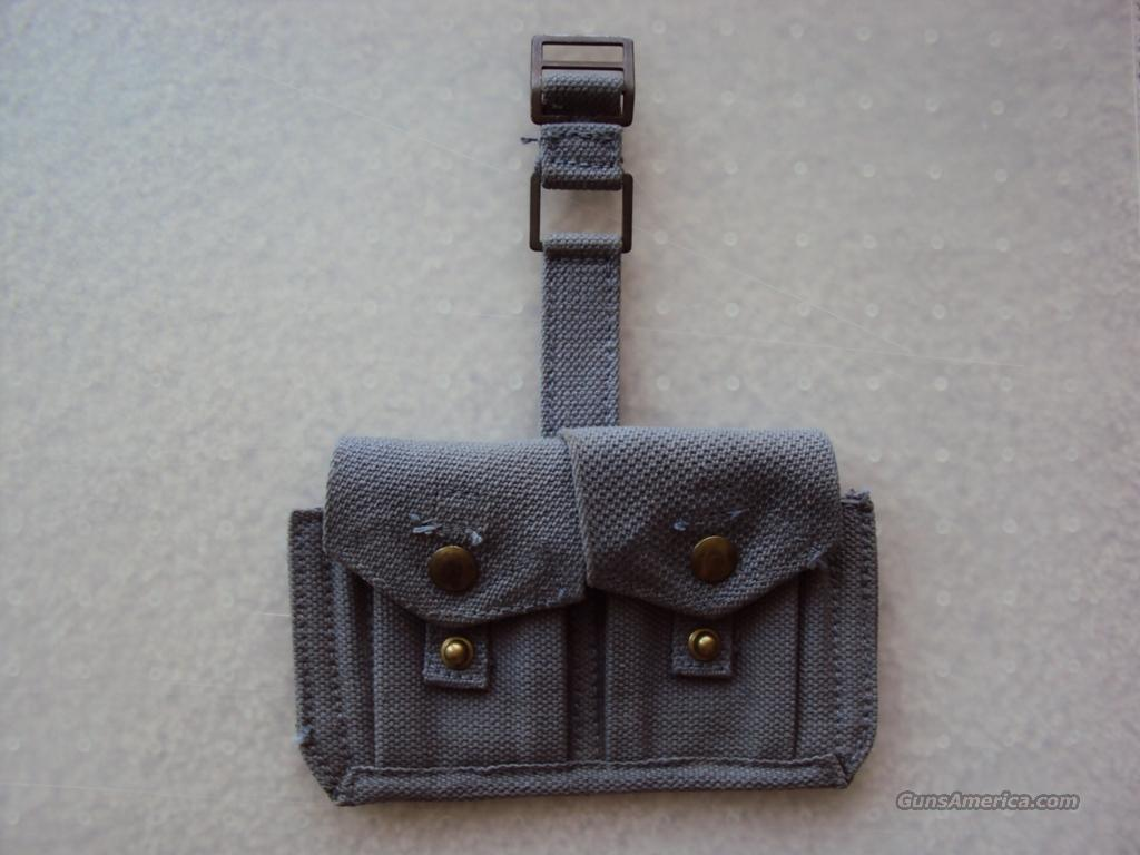 1937 Pattern RAF Enfield Cartridge Pouch  Non-Guns > Holsters and Gunleather > Magazine Holders