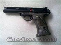 Smith and Wesson 22A Laminated Target Grips  Guns > Pistols > Smith & Wesson Pistols - Autos > .22 Autos