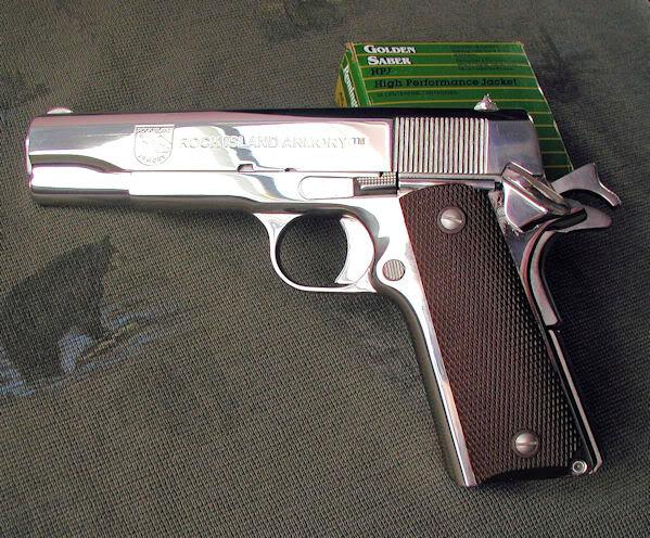 Rock Island Armory  Stainless