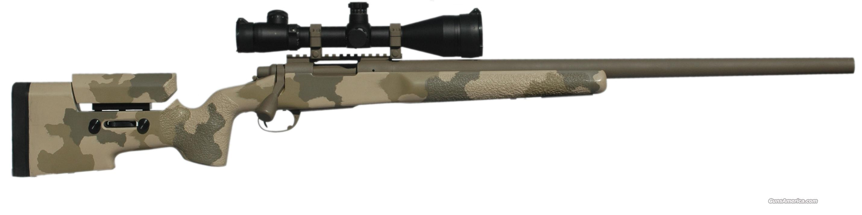 Tactical Rifles M40A5 30-06   Guns > Rifles > Tactical/Sniper Rifles